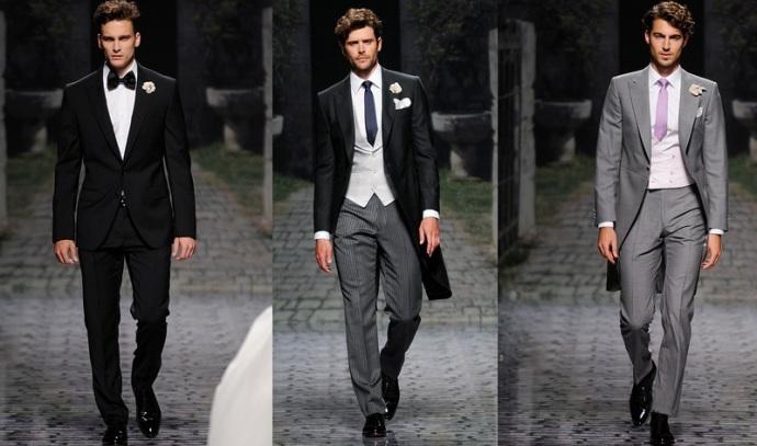 trajes de novio dolce gabbana