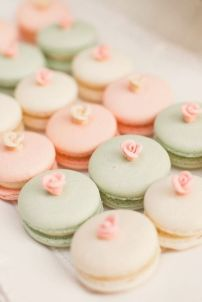 Macarons My Wedding Blog by Moments