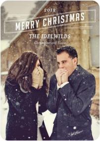 Anuncia tu compromiso en Navidad by Moments