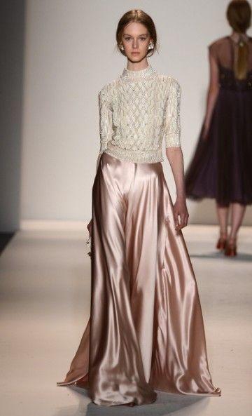 Jenny Packman 2013 Mercedes Benz Fashion Week