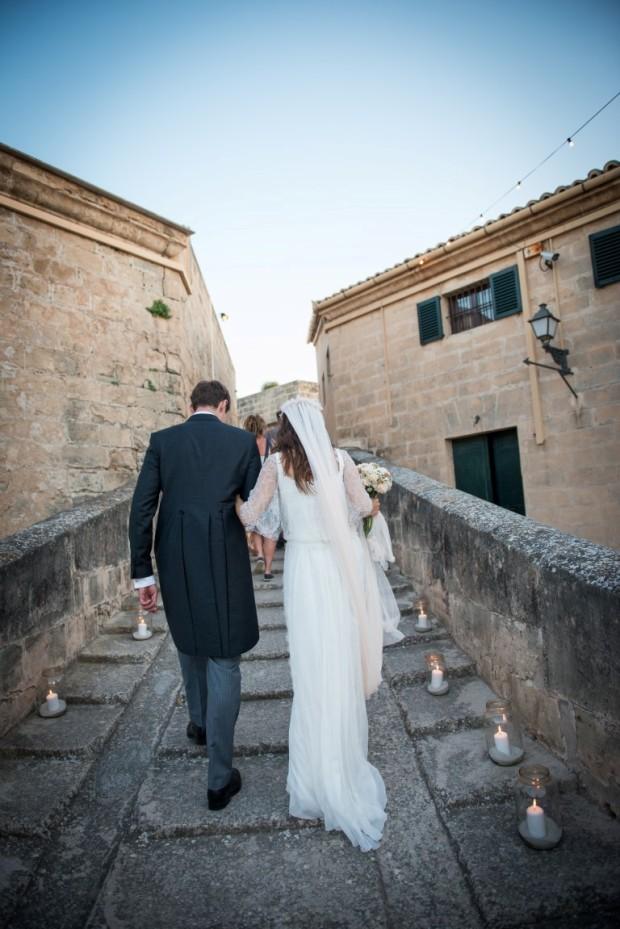 Boda Castillo de San carlos by Moments)