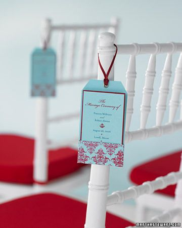 Boda en rojo y tiffany Moments Bodas y Eventos