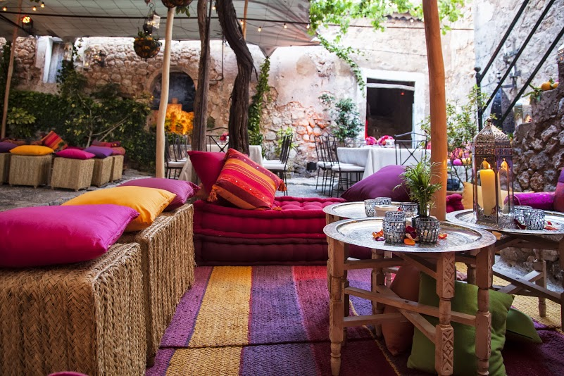 Zonas chill out que marcan la diferencia my wedding blog - Chill out decoracion ...
