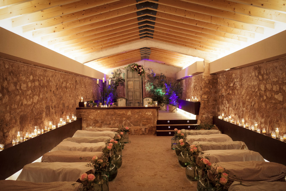 Moments en tu boda meeting point 2014 en son mir my wedding blog - Casas rusticas por dentro ...