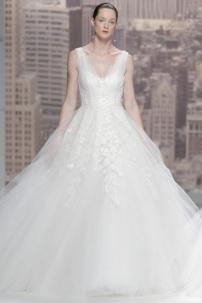 Barcelona Bridal Week ROSA CLARÁ 2015