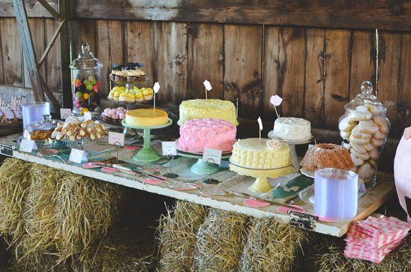 Buffet Matrimonio Rustico : Estilos de buffet rústico chic para tu boda my wedding