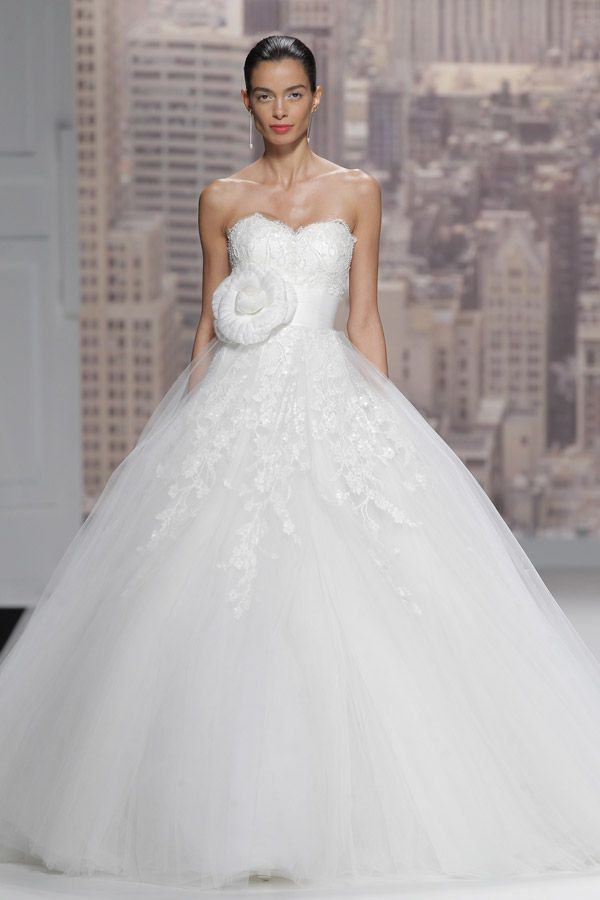 Barcelona Bridal Week ROSA CLARÁ 2015