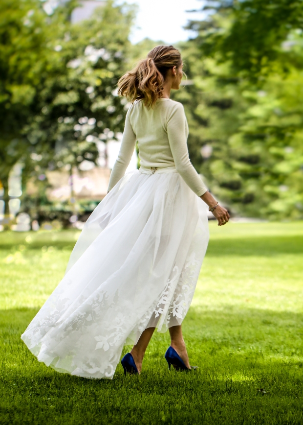 La boda civil de Olivia Palermo y Johanes Huebl