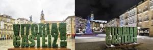 Plaza Virgen Blanca Vitoria-Gasteiz