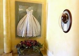 reciclar el vestido de boda de mama tutoriales
