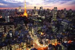 Night-View-Tokyo-Japan