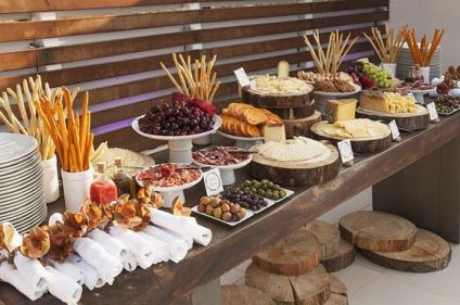 buffet boda mallorca
