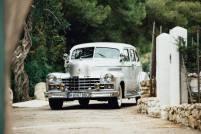 vehículo boda