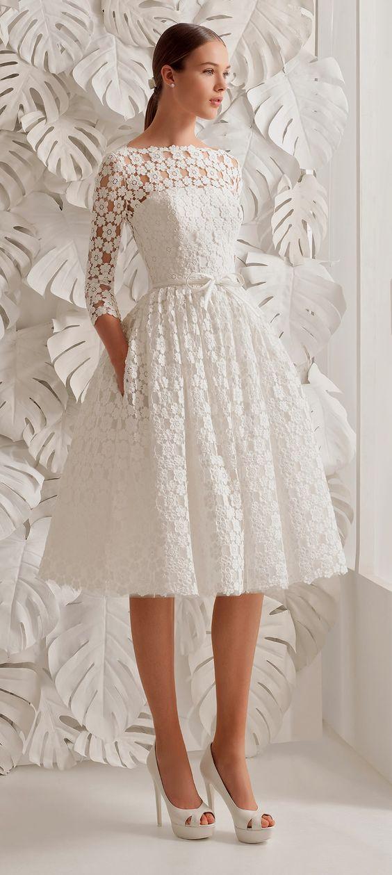 El Vestido Para Mi Boda Civil The Dress For My Civil
